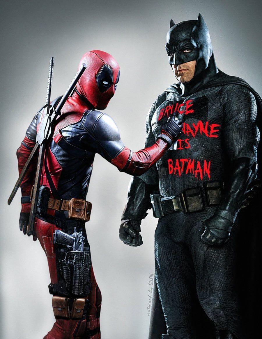 Batman Deadpool Wallpapers Top Free Batman Deadpool Backgrounds Wallpaperaccess