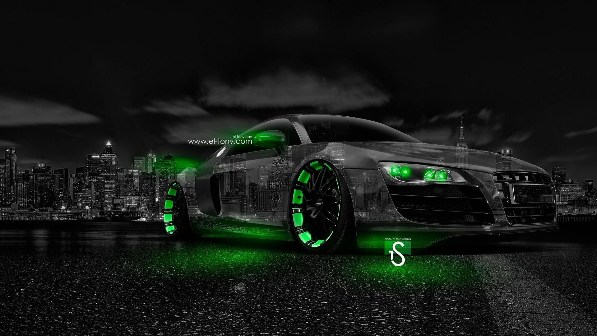 42++ Green Audi R8 Wallpaper 1600x 900 free download