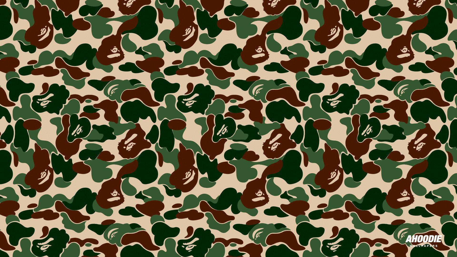 Bape Wallpapers Top Free Bape Backgrounds Wallpaperaccess