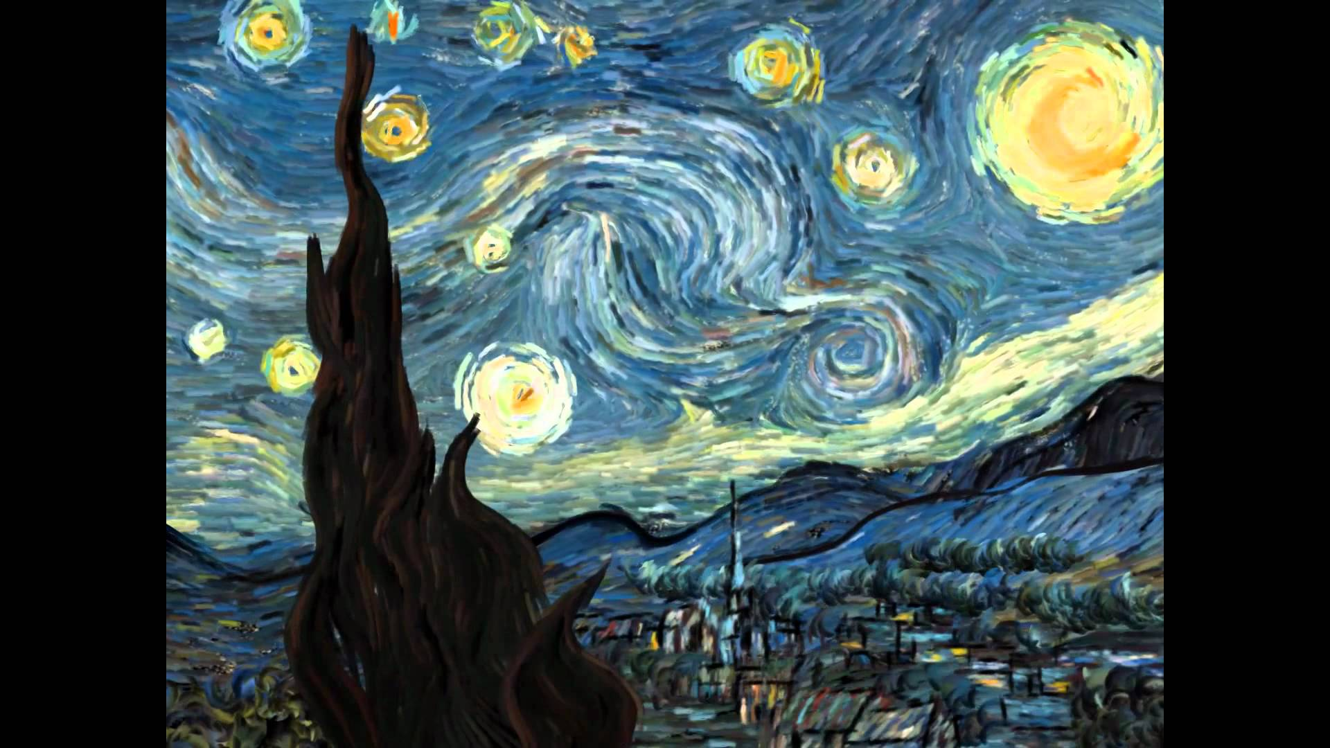Vincent Van Gogh Desktop Wallpapers Top Free Vincent Van