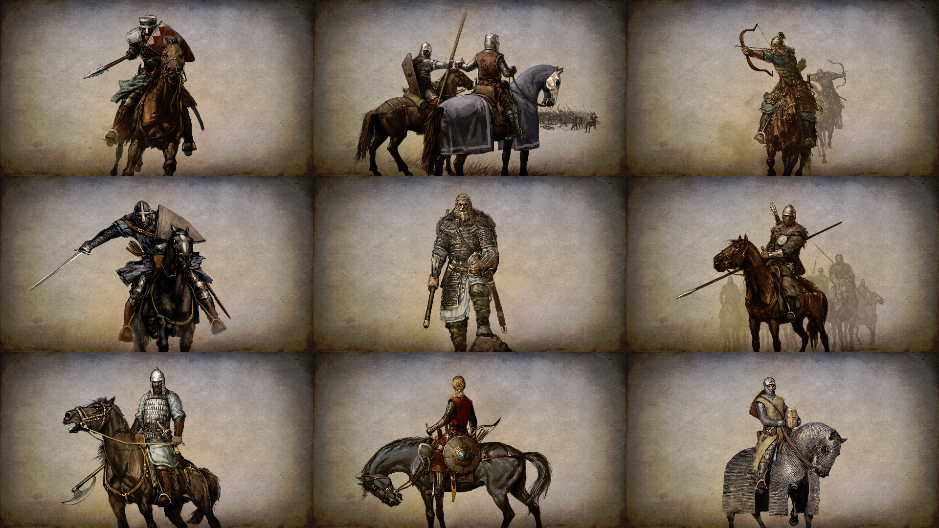 Mount And Blade Warband Wallpaper