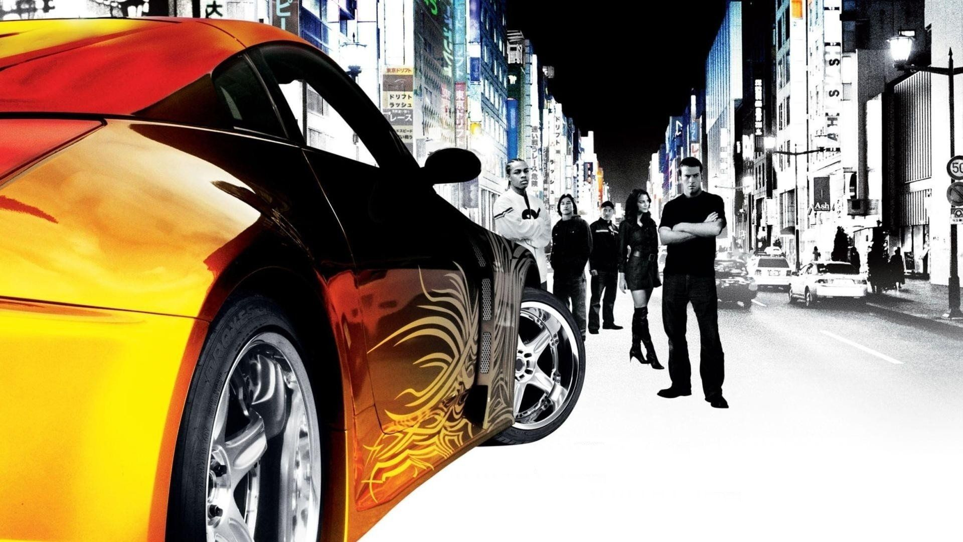 Fast And Furious Tokyo Drift Wallpapers Top Free Fast And