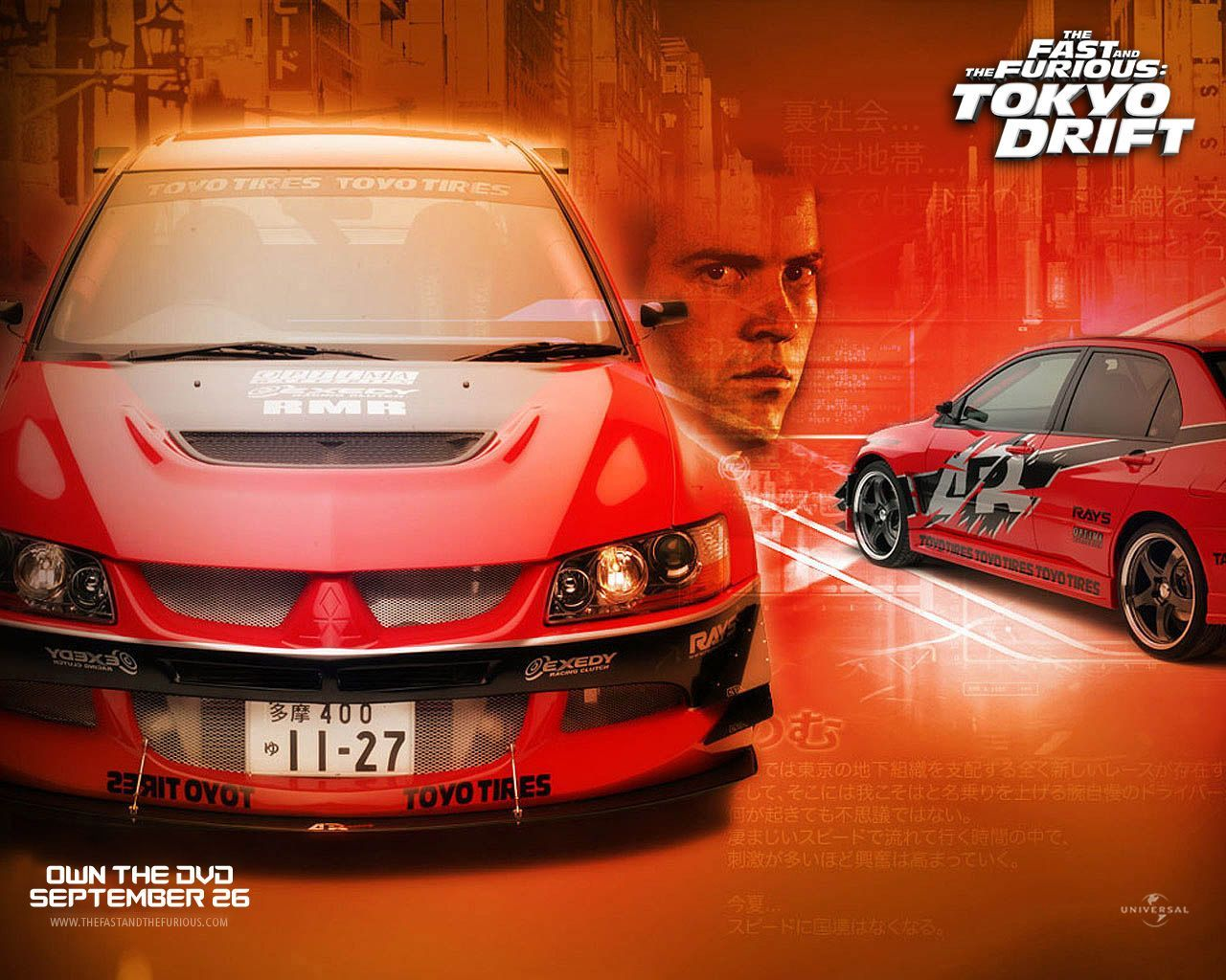 Fast And Furious Tokyo Drift Wallpapers Top Free Fast And Furious Tokyo Drift Backgrounds Wallpaperaccess