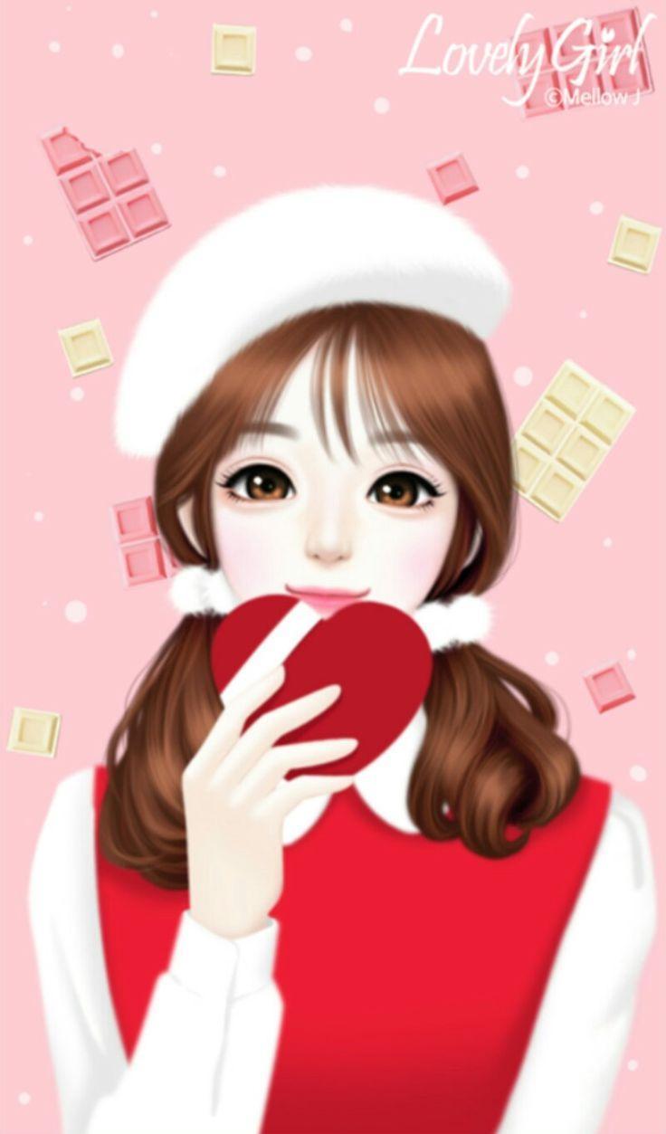 Korean Cartoon Cute Baby Wallpapers - Top Free Korean ...
