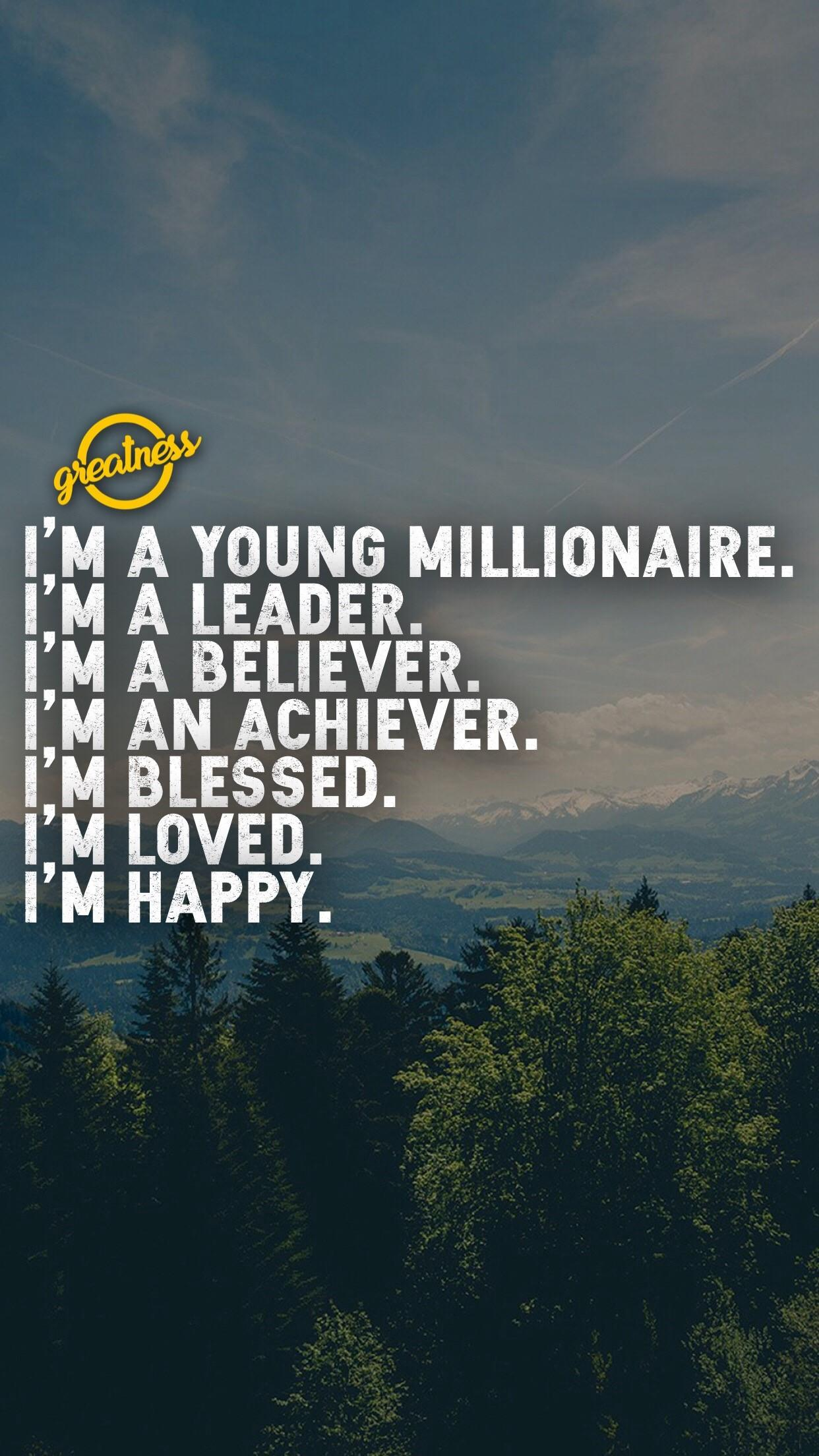 Millionaire Motivation Wallpapers Top Free Millionaire Motivation Backgrounds Wallpaperaccess