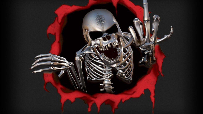 Skeleton Wallpapers - Top Free Skeleton Backgrounds