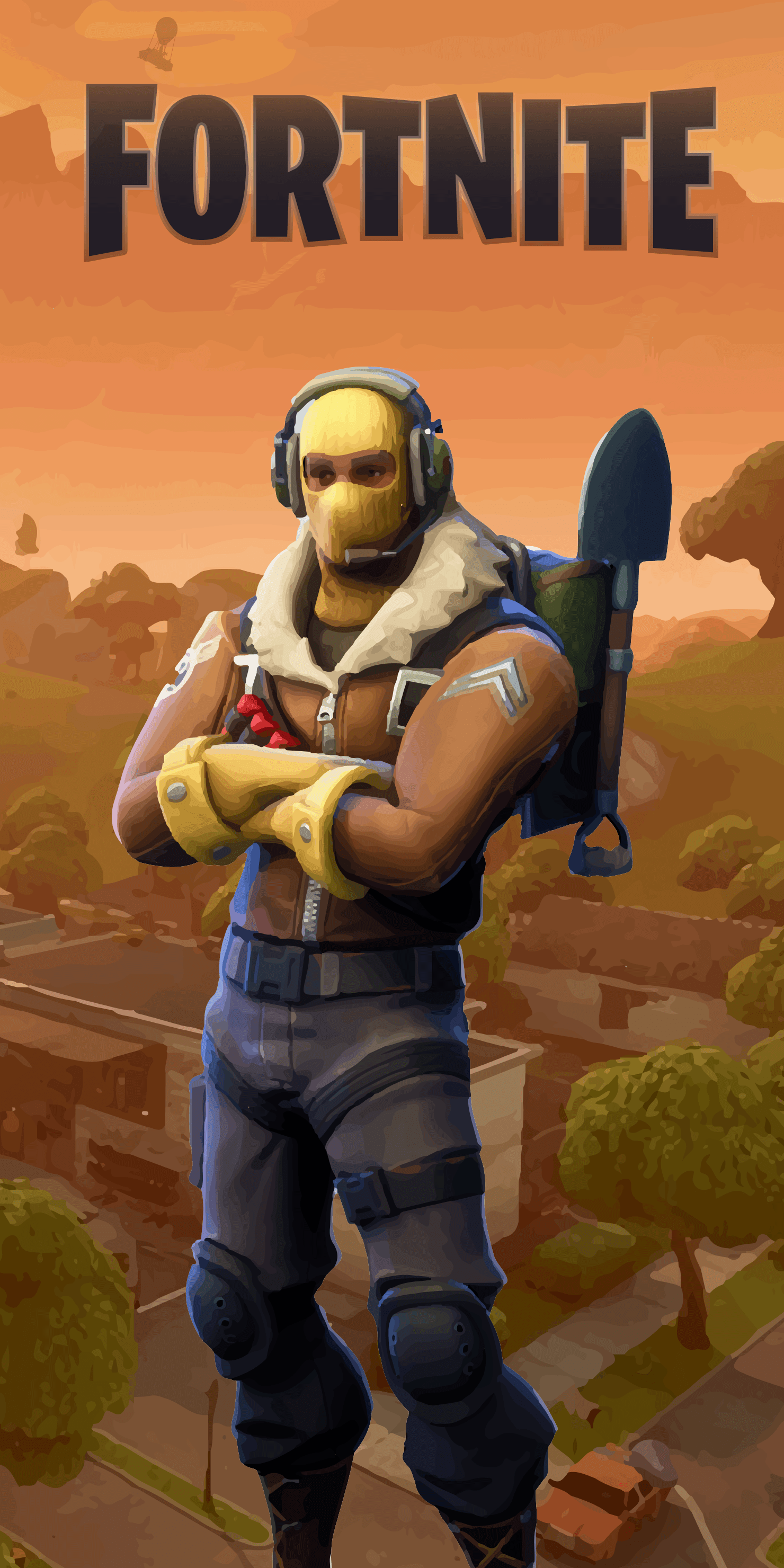 Fortnite Phone Wallpapers Top Free Fortnite Phone Backgrounds Wallpaperaccess