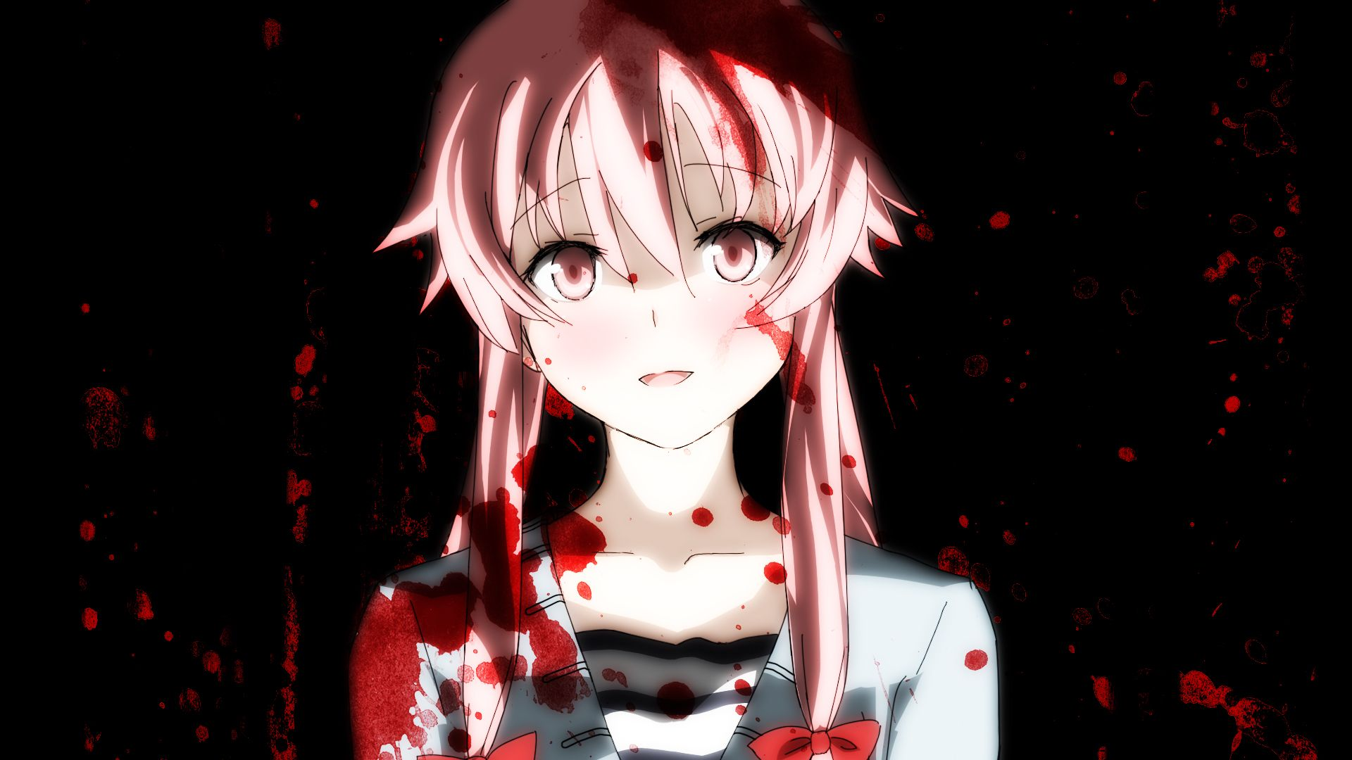 Scary Anime Girl Wallpapers - Top Free Scary Anime Girl