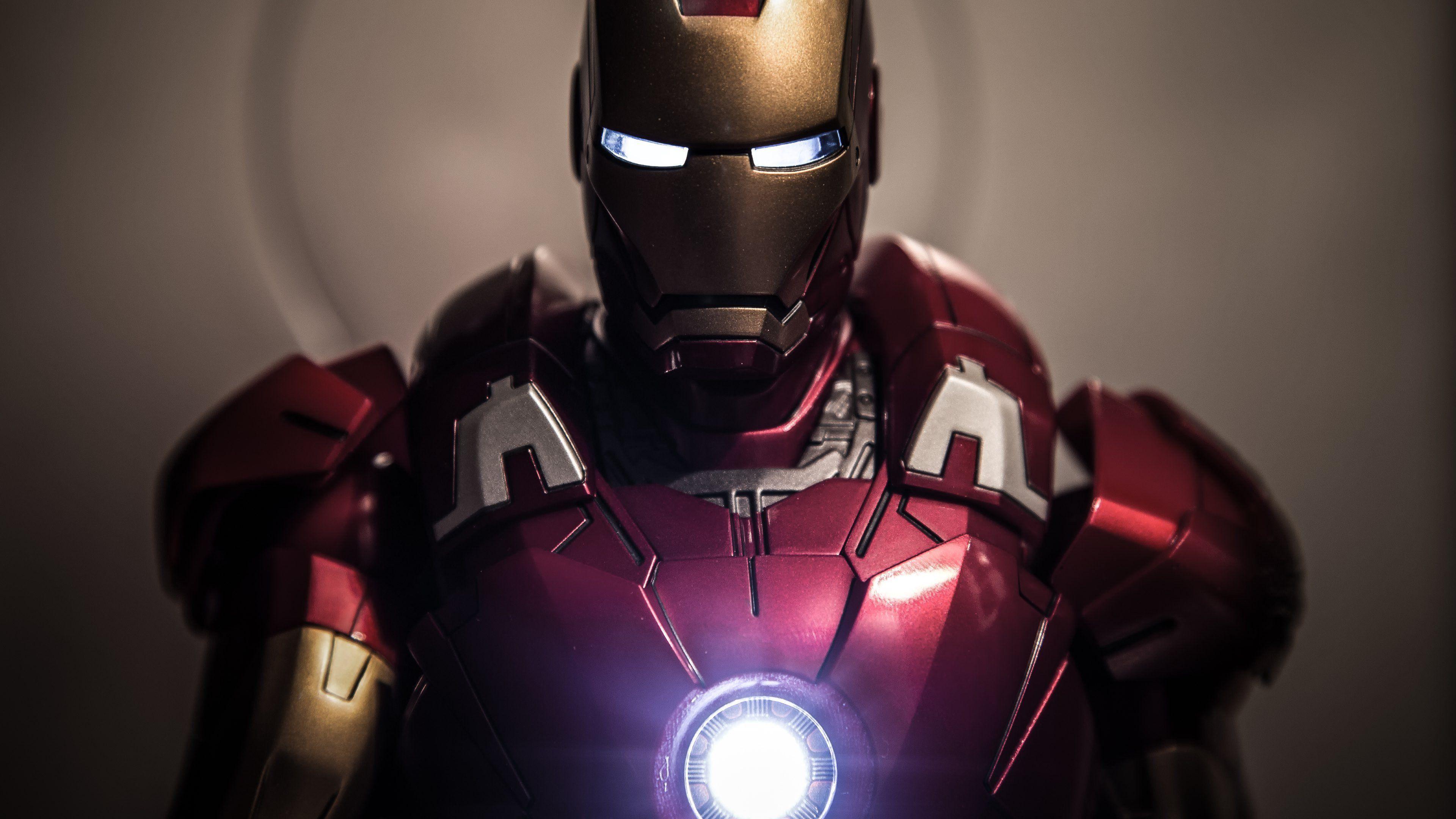 Wallpaper: Iron Man Endgame Suit Wallpaper Download