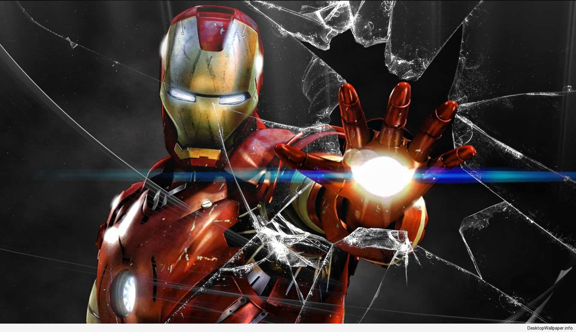 Iron Man Desktop Wallpapers Top Free Iron Man Desktop