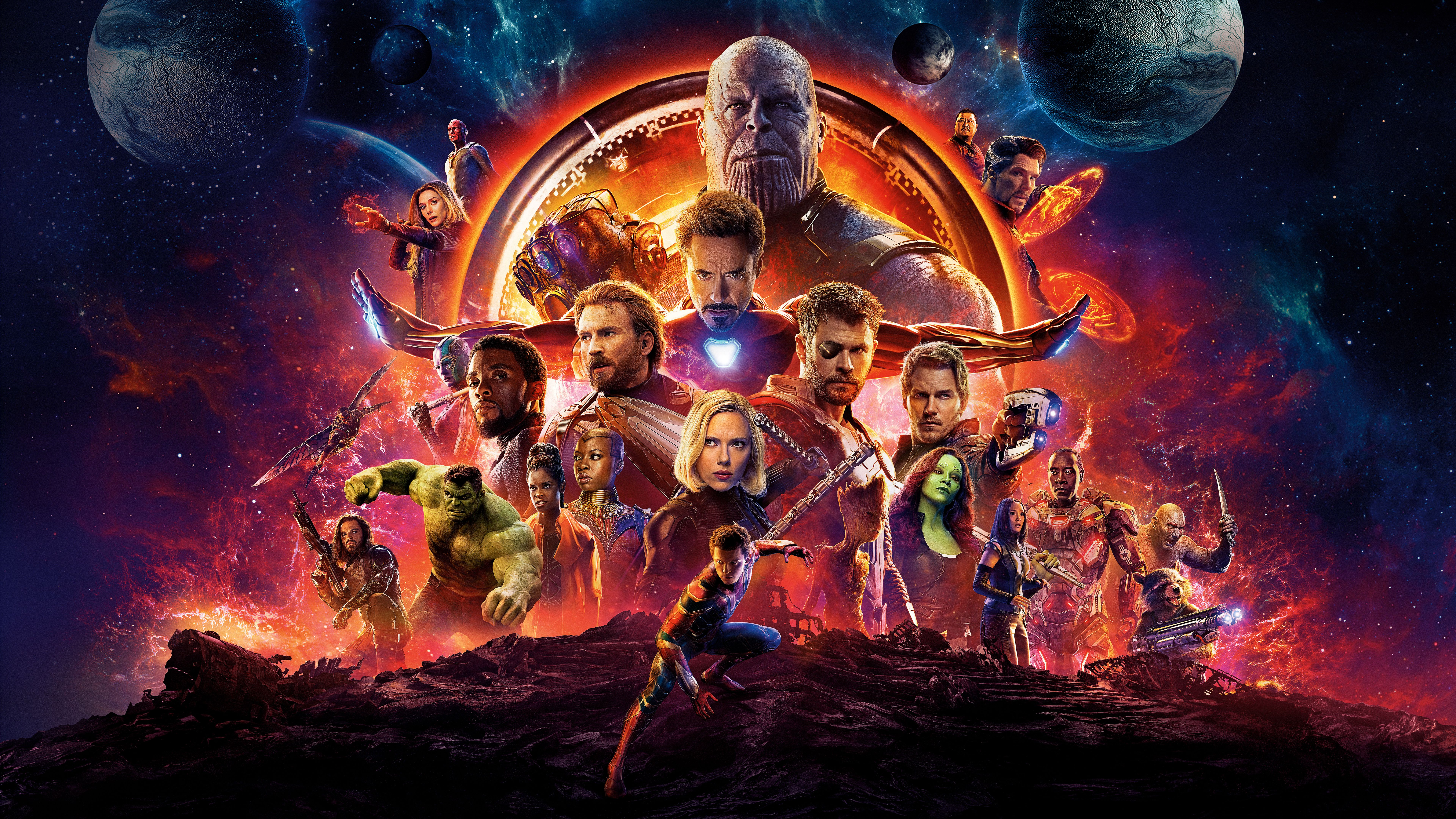 Infinity War War Wallpapers Top Free Infinity War War Backgrounds Wallpaperaccess