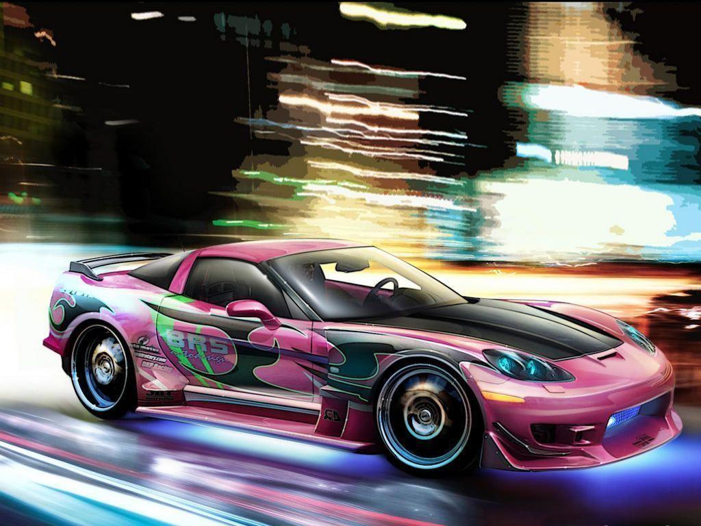 Street Racing Anime