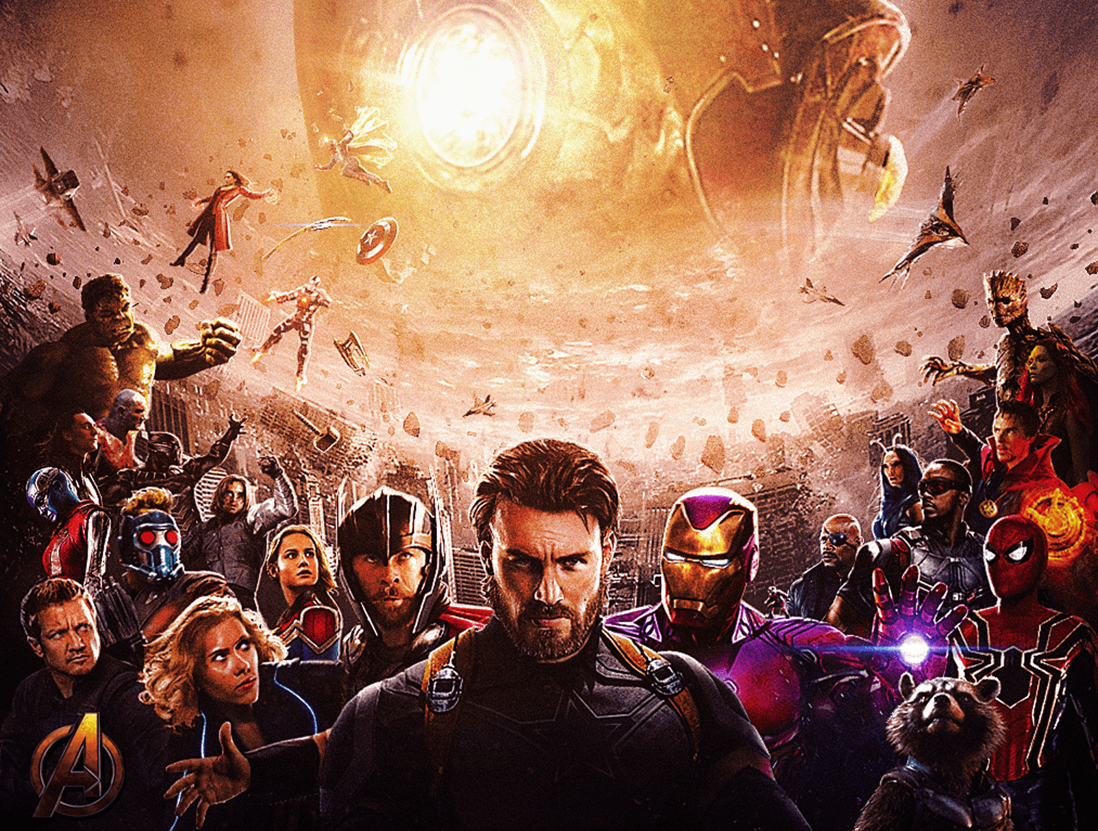 Avengers Infinity War Wallpapers Top Free Avengers Infinity War Backgrounds Wallpaperaccess