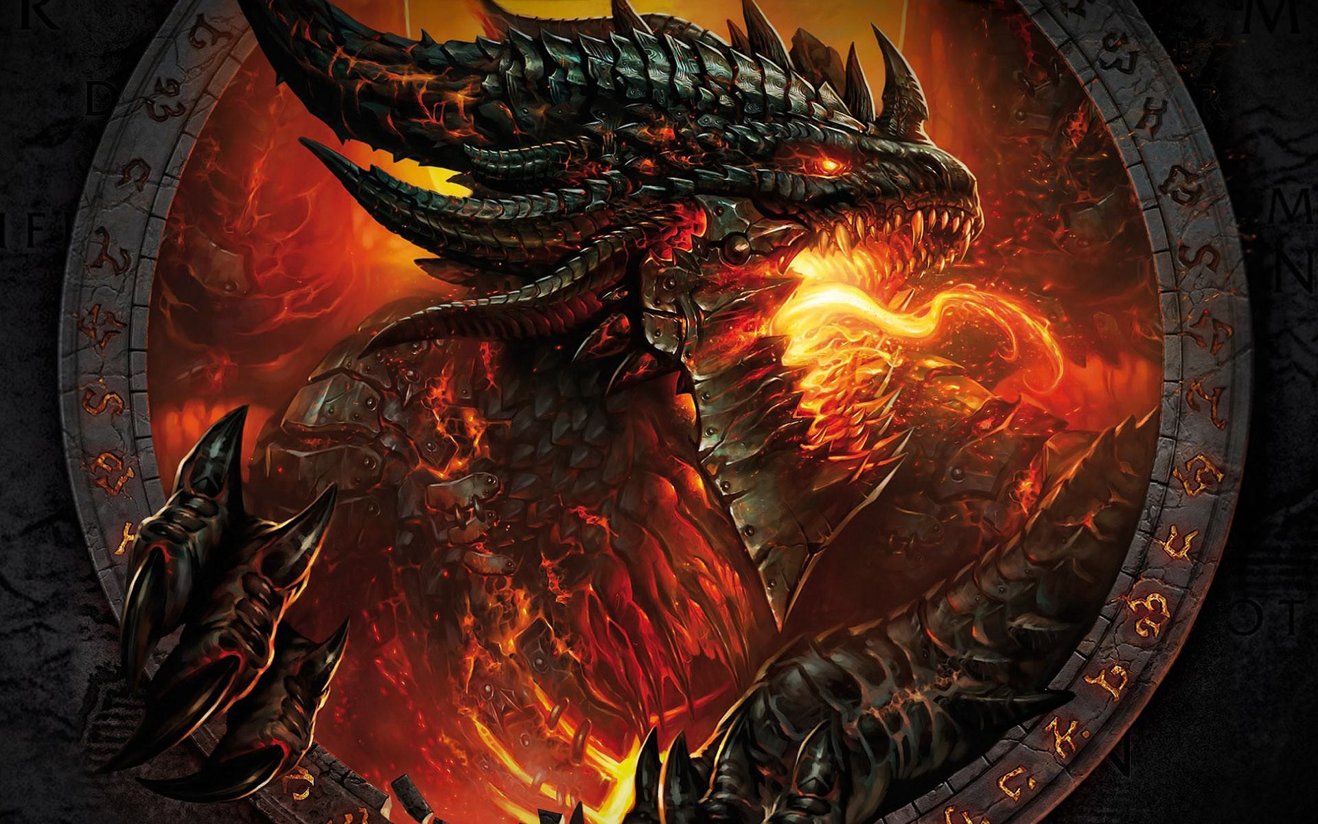 Fire Dragon Wallpaper Android
