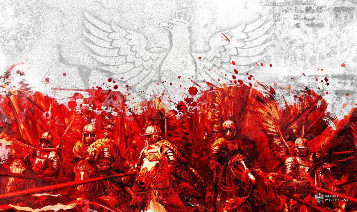 1158x690 Polish Hussars Patriotic Wallpaper by B0dziu on DeviantArt
