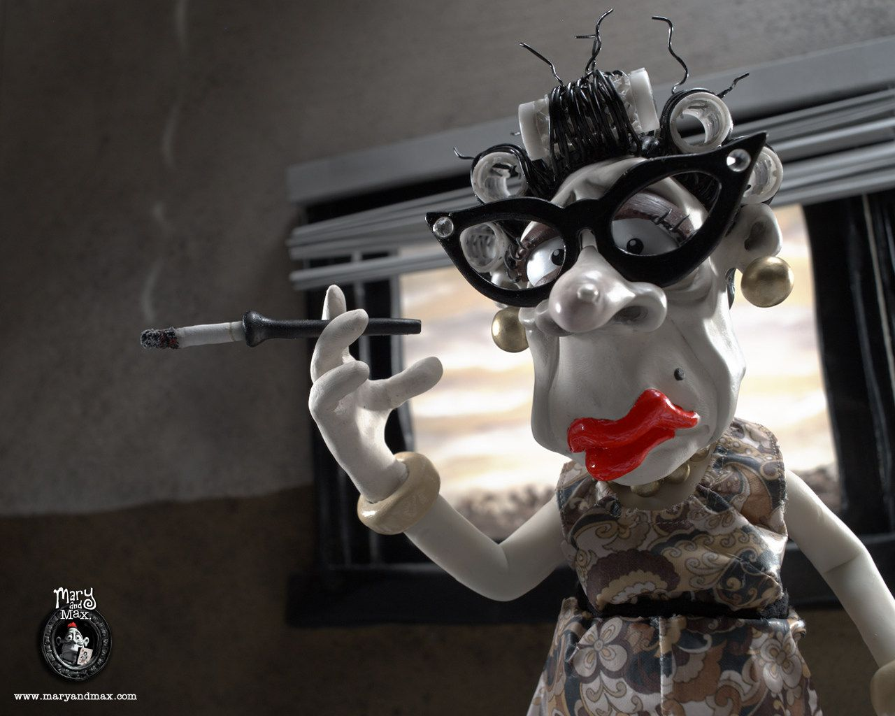 Mary And Max Wallpapers Top Free Mary And Max Backgrounds Wallpaperaccess