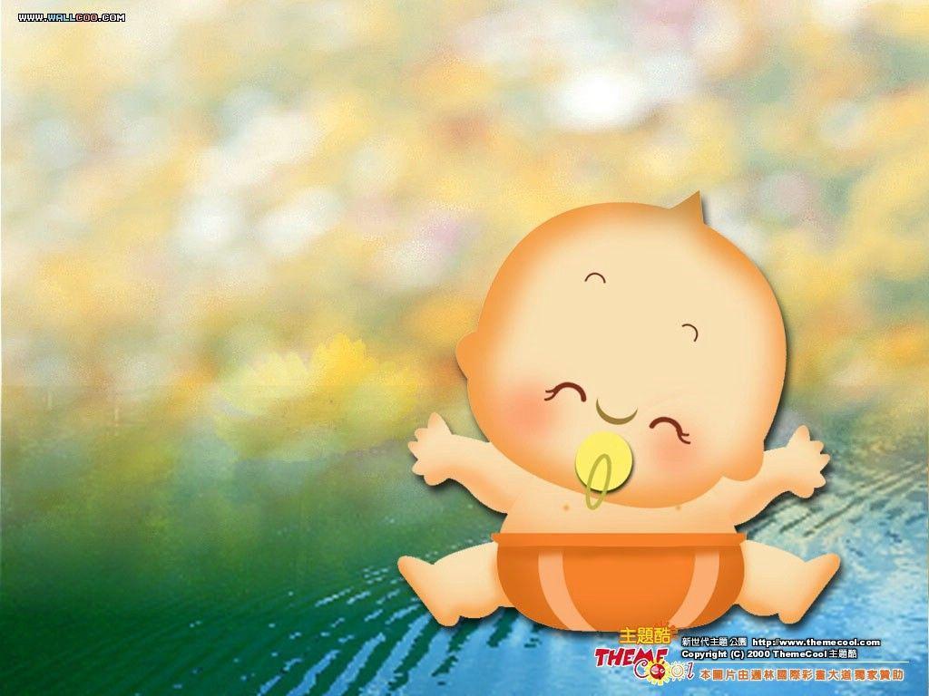 Baby Cartoon Wallpapers Top Free Baby Cartoon Backgrounds Wallpaperaccess