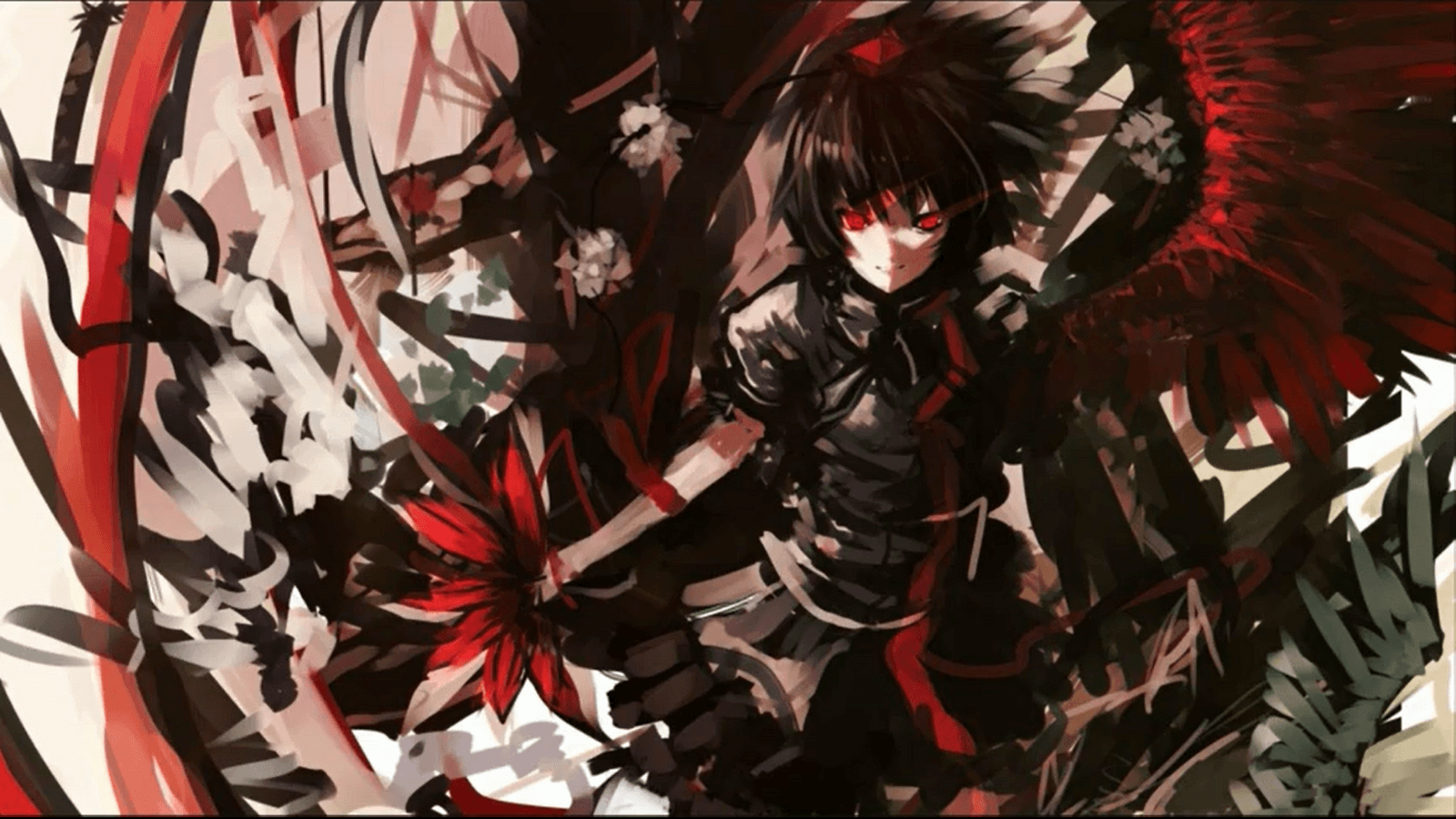 Evil Anime Girl Wallpapers - Top Free Evil Anime Girl Backgrounds