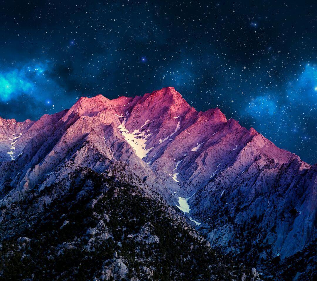 Night Mountain Wallpapers