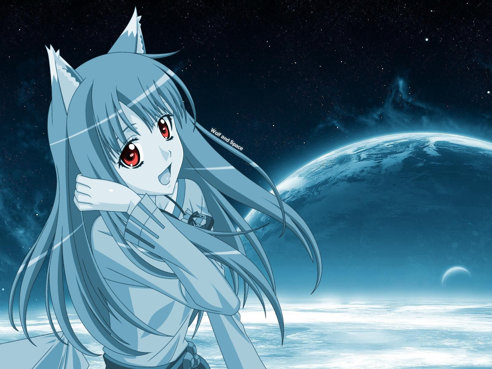 Anime Wolf Girl Wallpapers Top Free Anime Wolf Girl Backgrounds