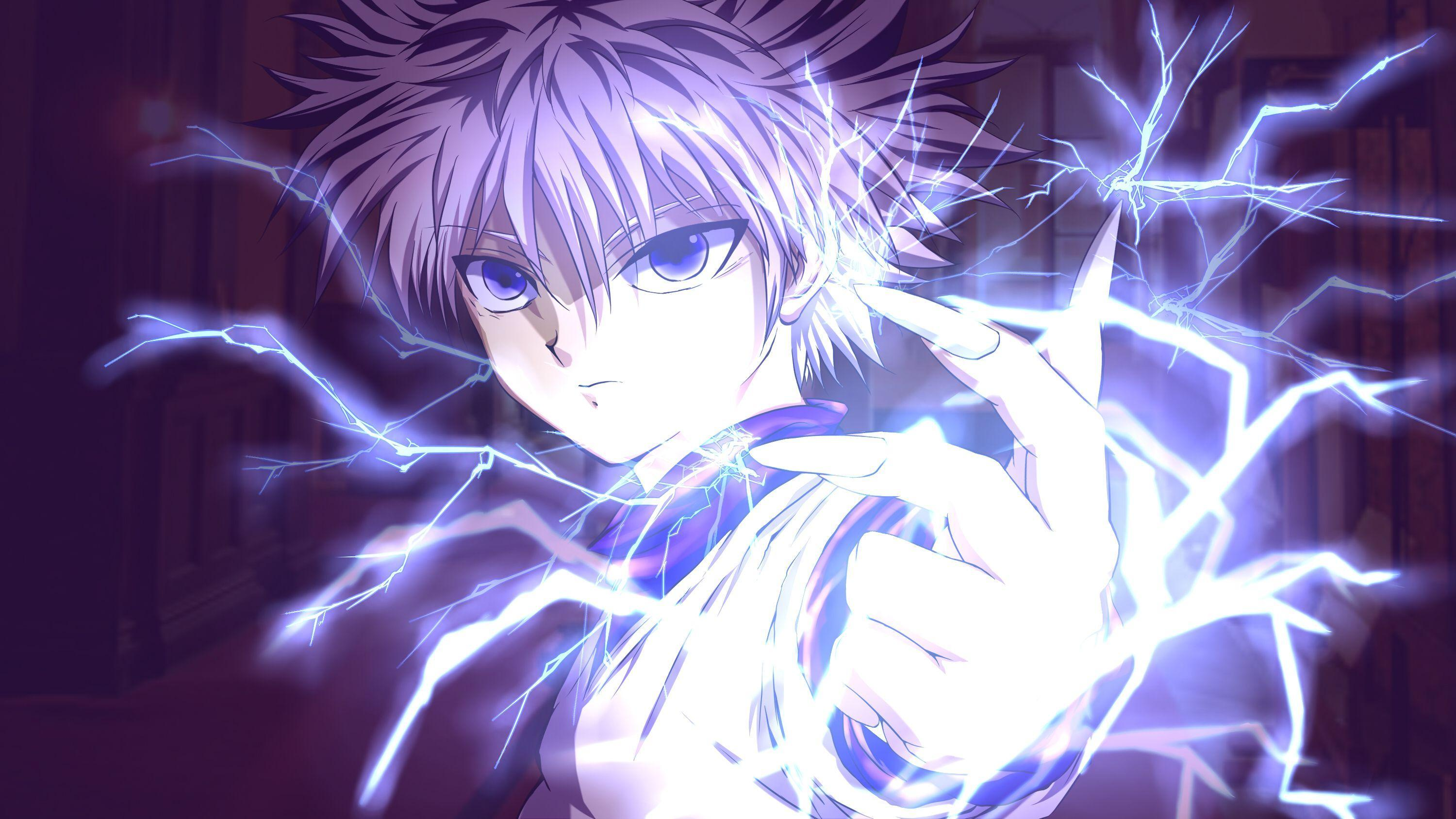 Featured image of post Killua Zoldyck Wallpaper Hd We provide a collection of many images in this killua zoldyck wallpaper anime application for you