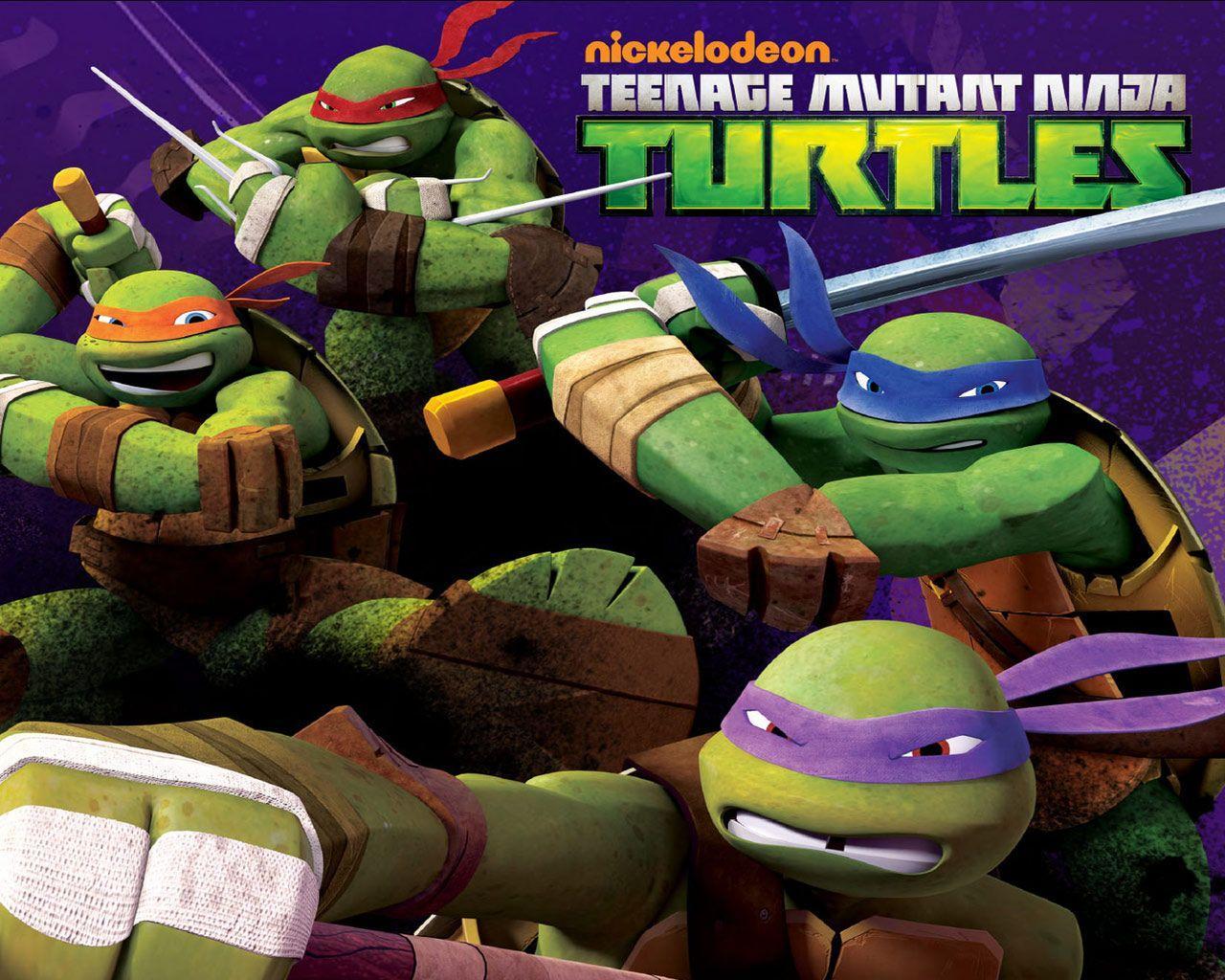 Nickelodeon Ninja Turtles Wallpapers Top Free Nickelodeon Ninja