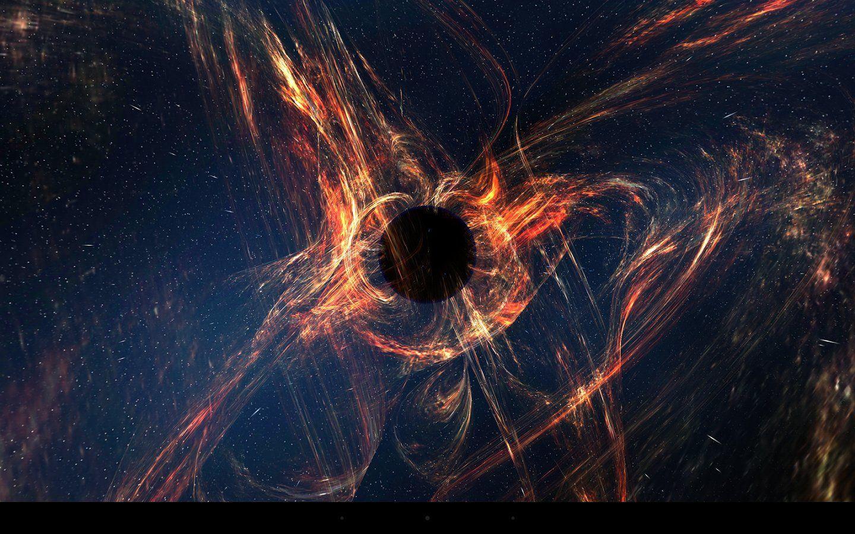 Supermassive Black Hole Wallpapers - Top Free Supermassive ...