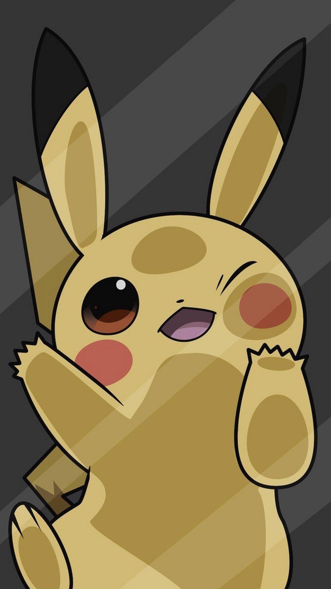 Pikachu Stuck In Phone Wallpapers Top Free Pikachu Stuck In Phone
