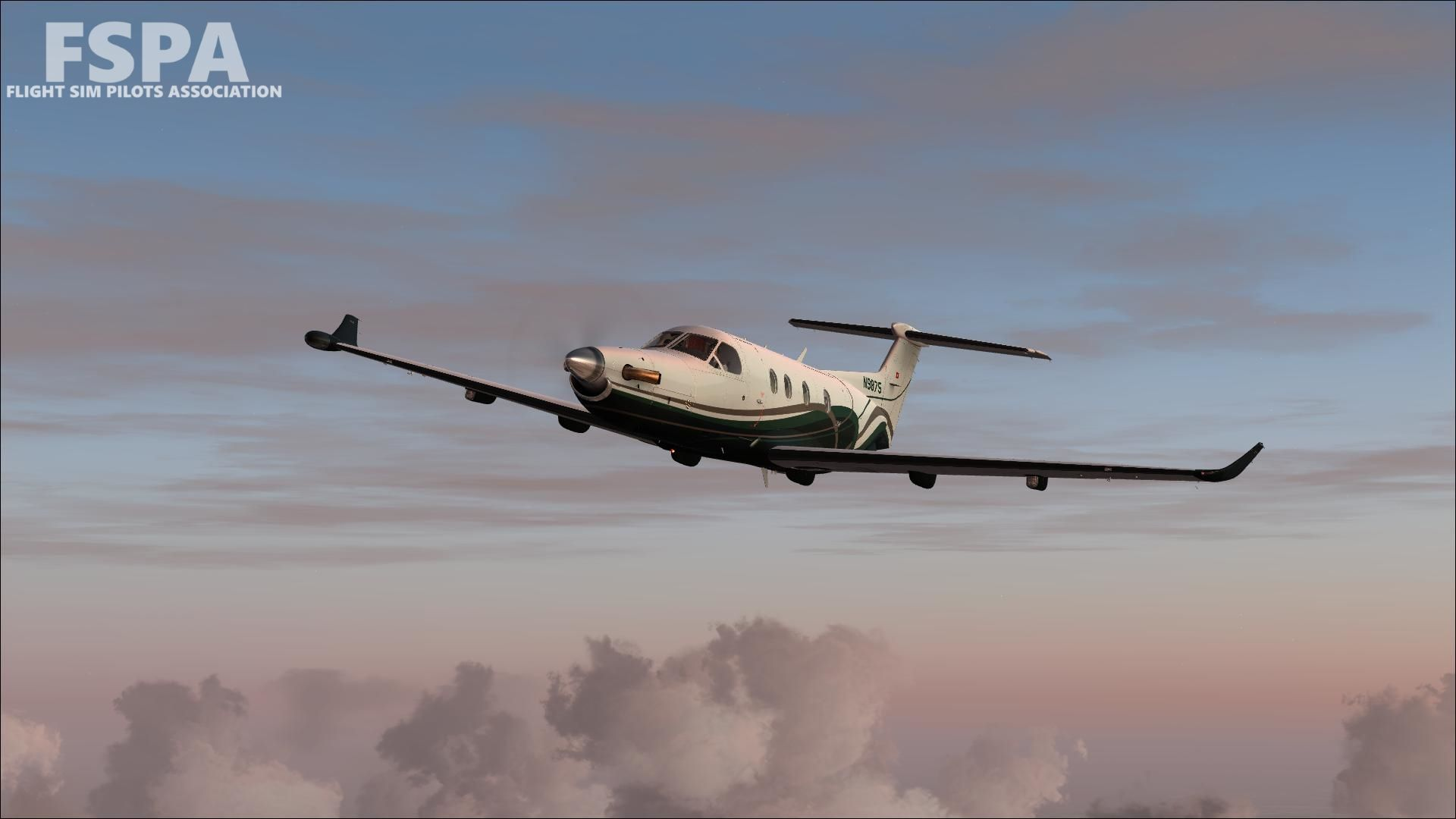 Pilatus PC-12 Wallpapers - Top Free Pilatus PC-12 Backgrounds