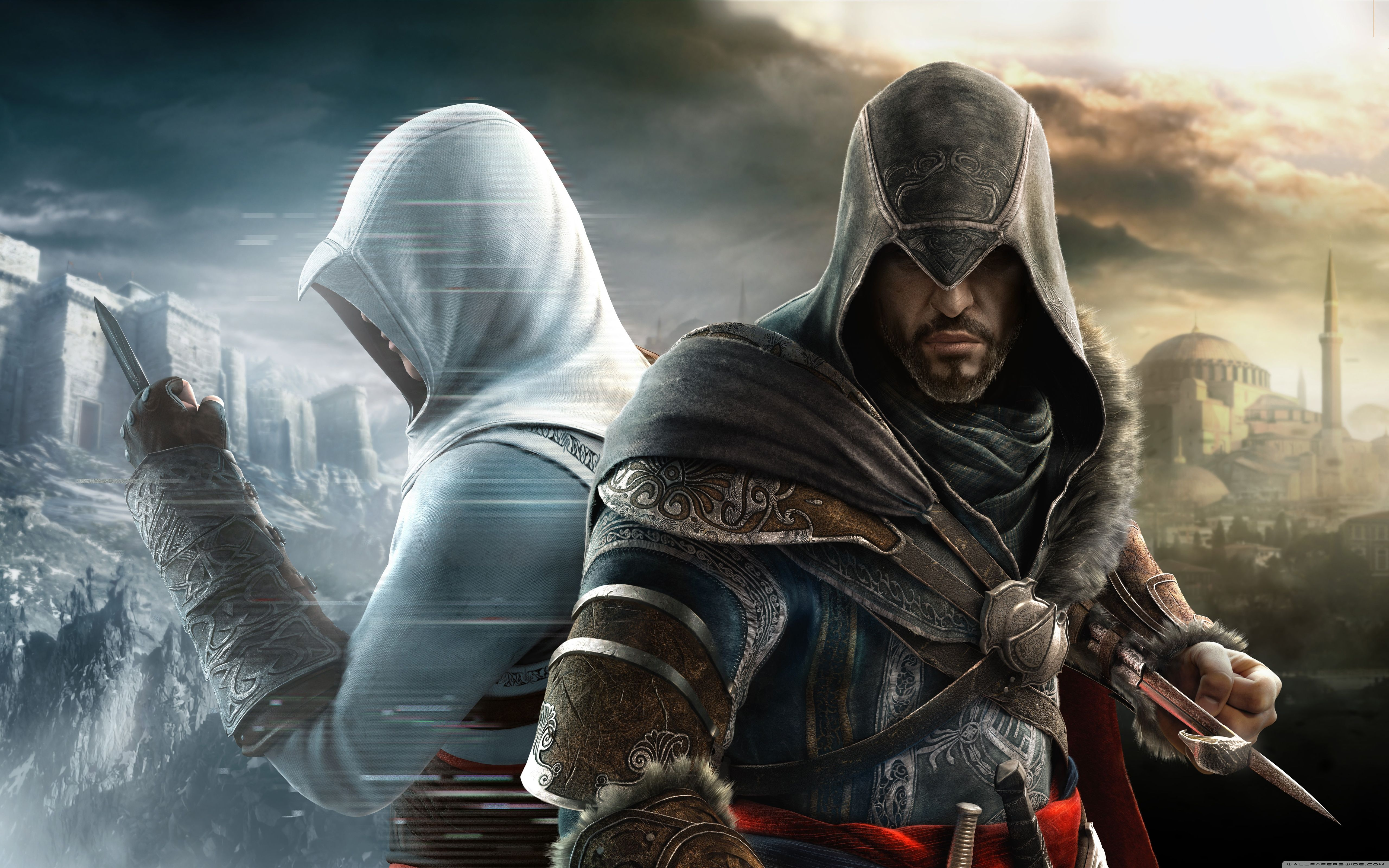 Assassin Wallpapers Top Free Assassin Backgrounds