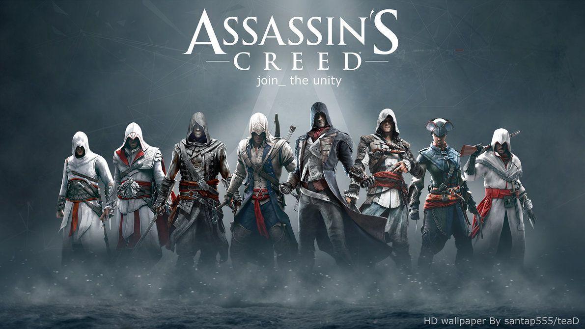 Assassin Wallpapers Top Free Assassin Backgrounds Wallpaperaccess