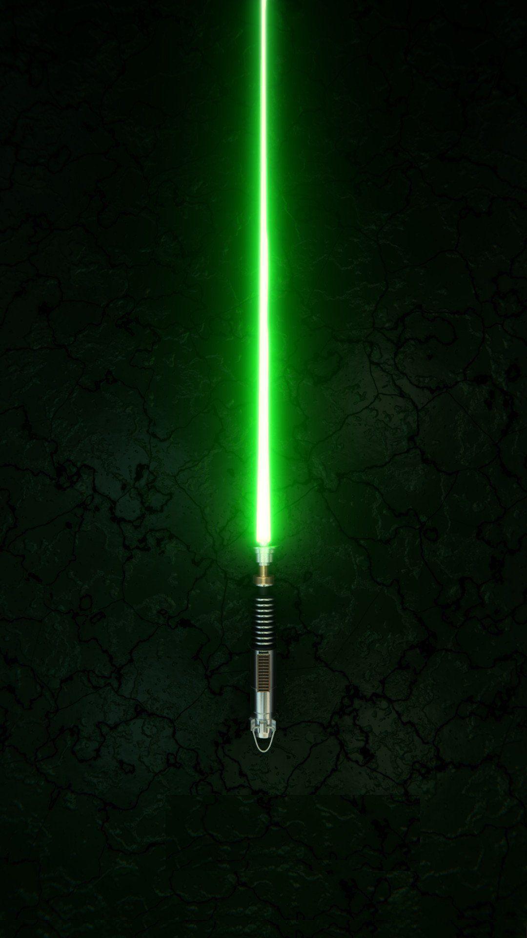 Green Lightsaber Wallpapers Top Free Green Lightsaber Backgrounds Wallpaperaccess