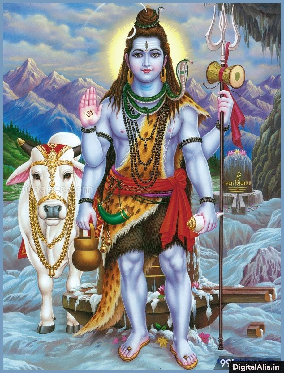 God Shiva Wallpapers Top Free God Shiva Backgrounds Wallpaperaccess