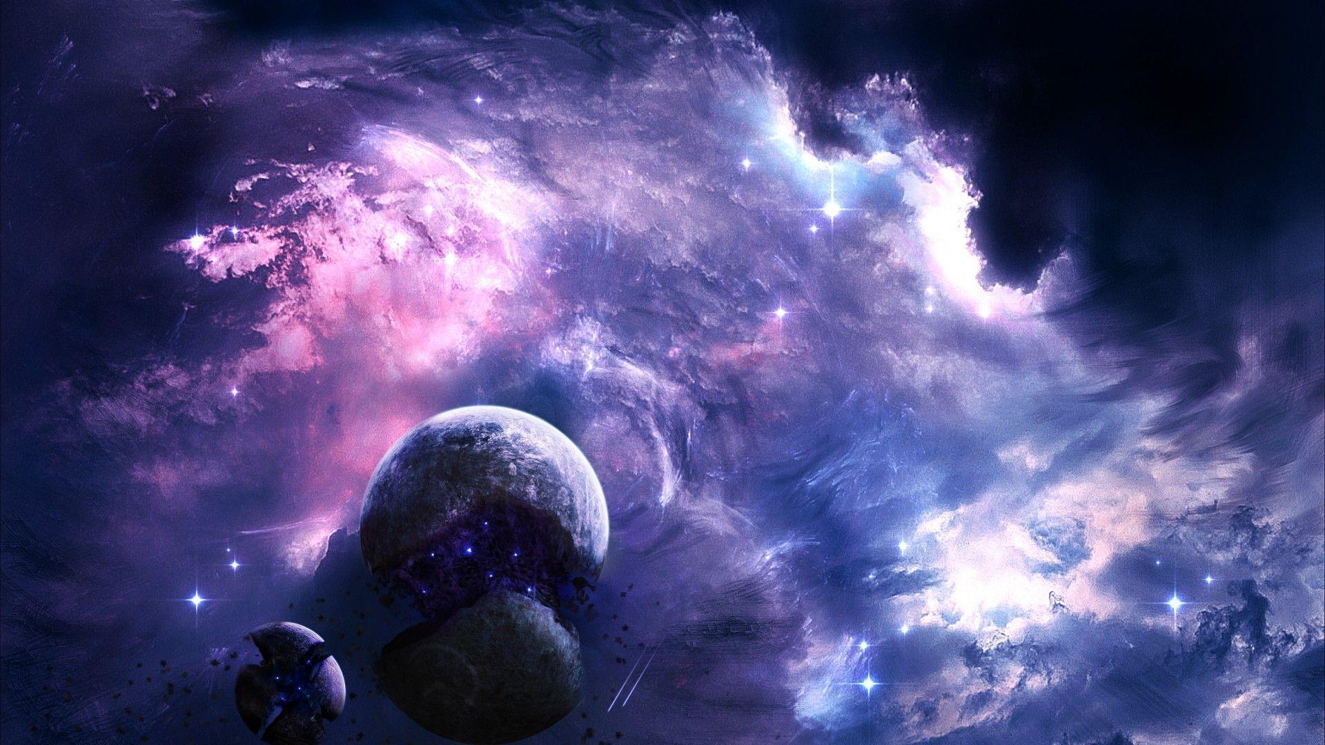 Cool Space Desktop Wallpapers Top Free Cool Space Desktop Backgrounds Wallpaperaccess
