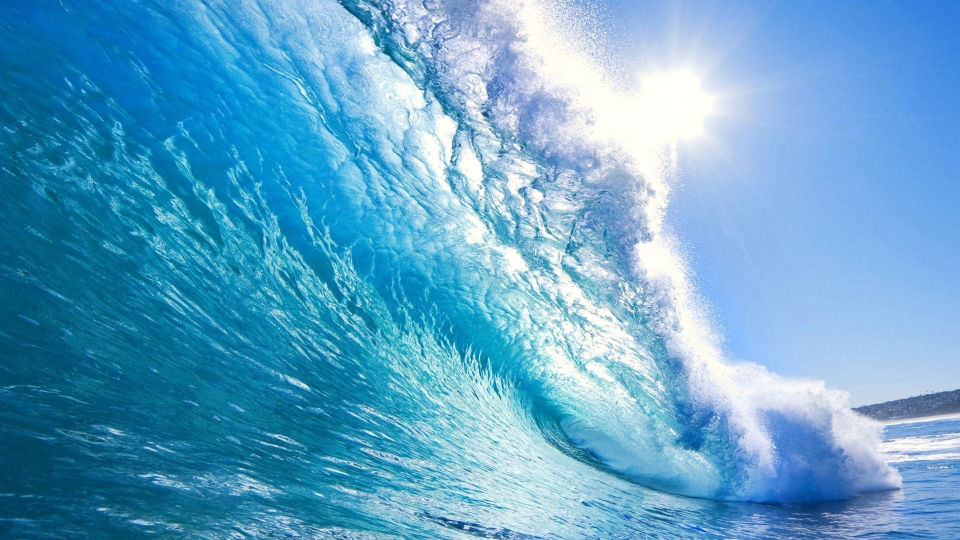 Ocean Waves Wallpapers Top Free Ocean Waves Backgrounds