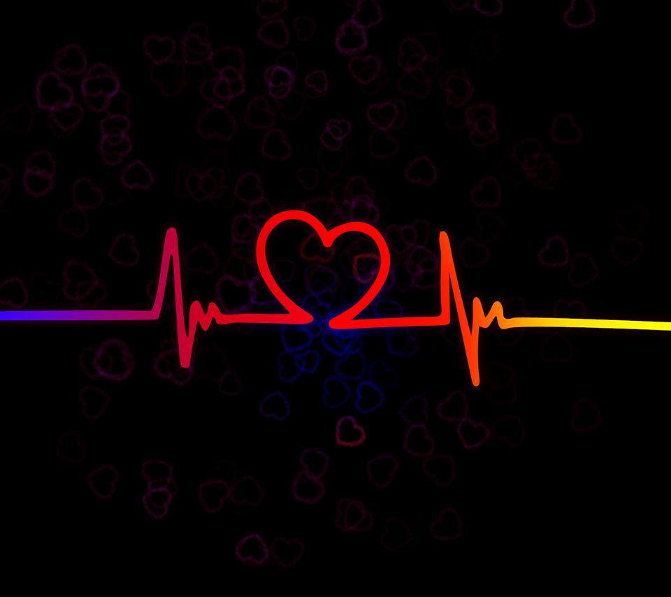 Heart Rate Wallpapers Top Free Heart Rate Backgrounds Wallpaperaccess