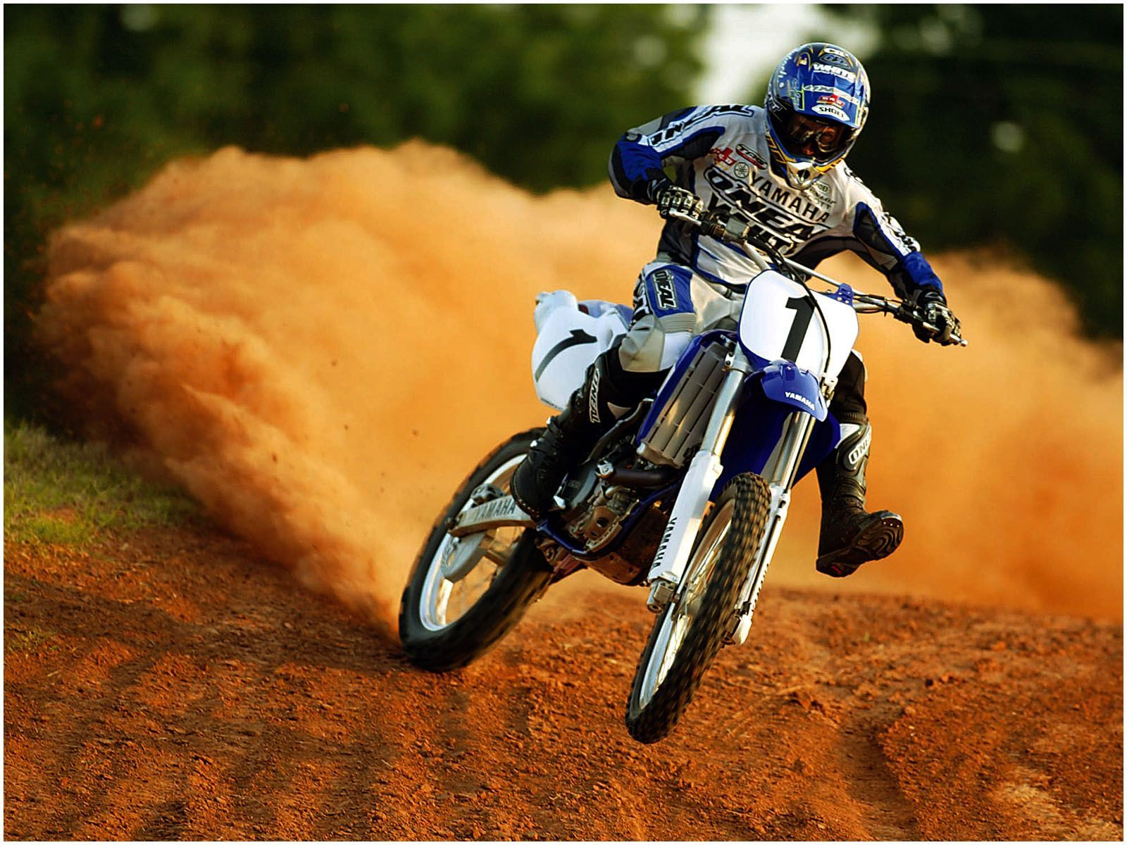 Yamaha Dirt Bike Wallpapers Top Free Yamaha Dirt Bike