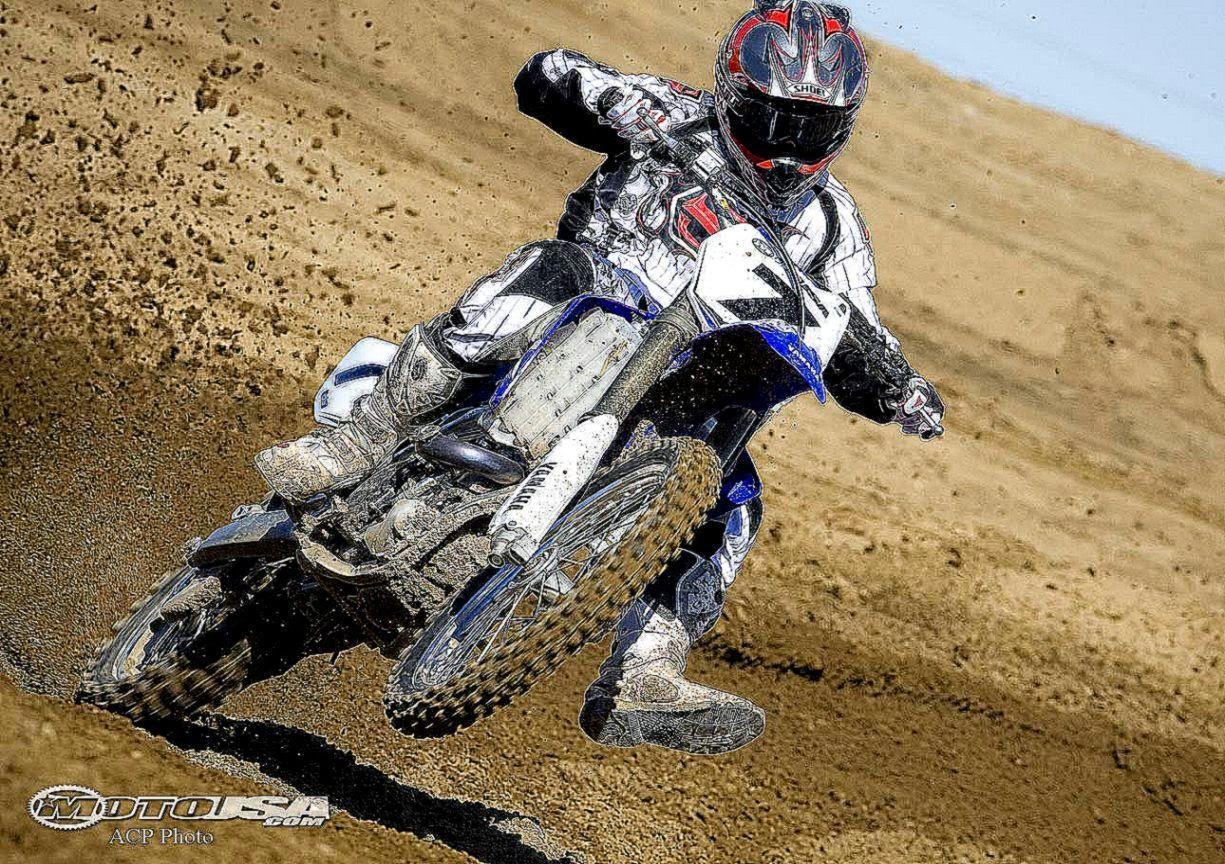 41 Best Free Yamaha Dirt Bike Wallpapers Wallpaperaccess