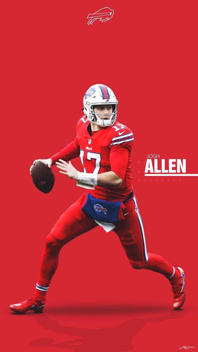 Josh Allen Wallpapers Top Free Josh Allen Backgrounds Wallpaperaccess