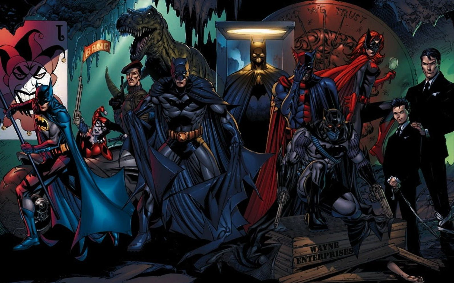 DC Comics Wallpapers - Top Free DC Comics Backgrounds ... Batman Comic Cover Wallpaper
