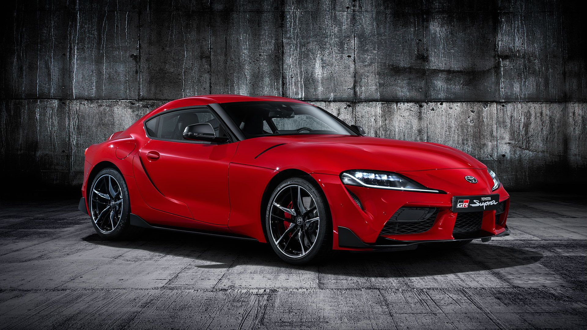 Toyota Supra 2020 Wallpapers Top Free Toyota Supra 2020 Backgrounds Wallpaperaccess