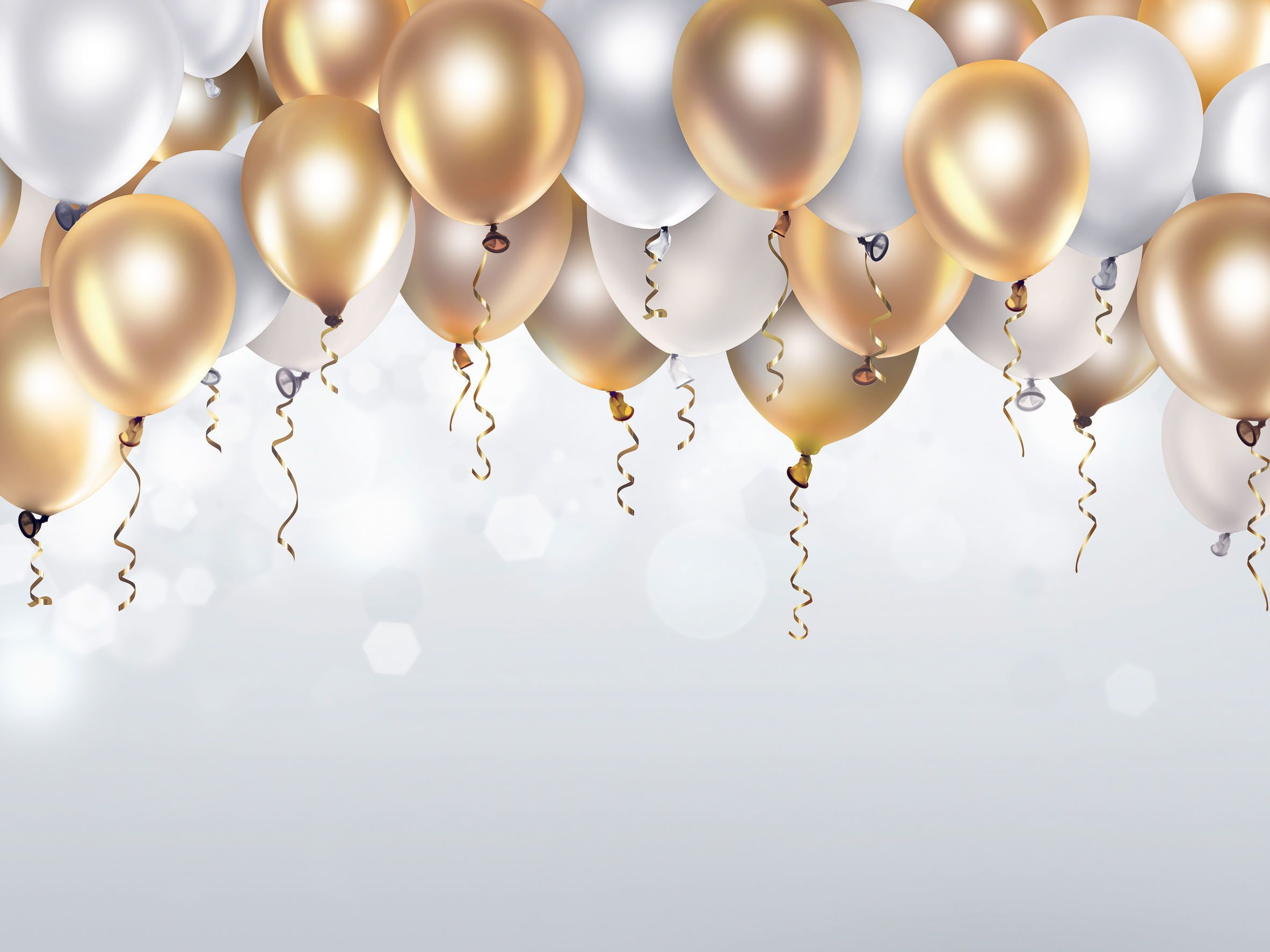 Gold Balloons Wallpapers Top Free Gold Balloons Backgrounds Wallpaperaccess