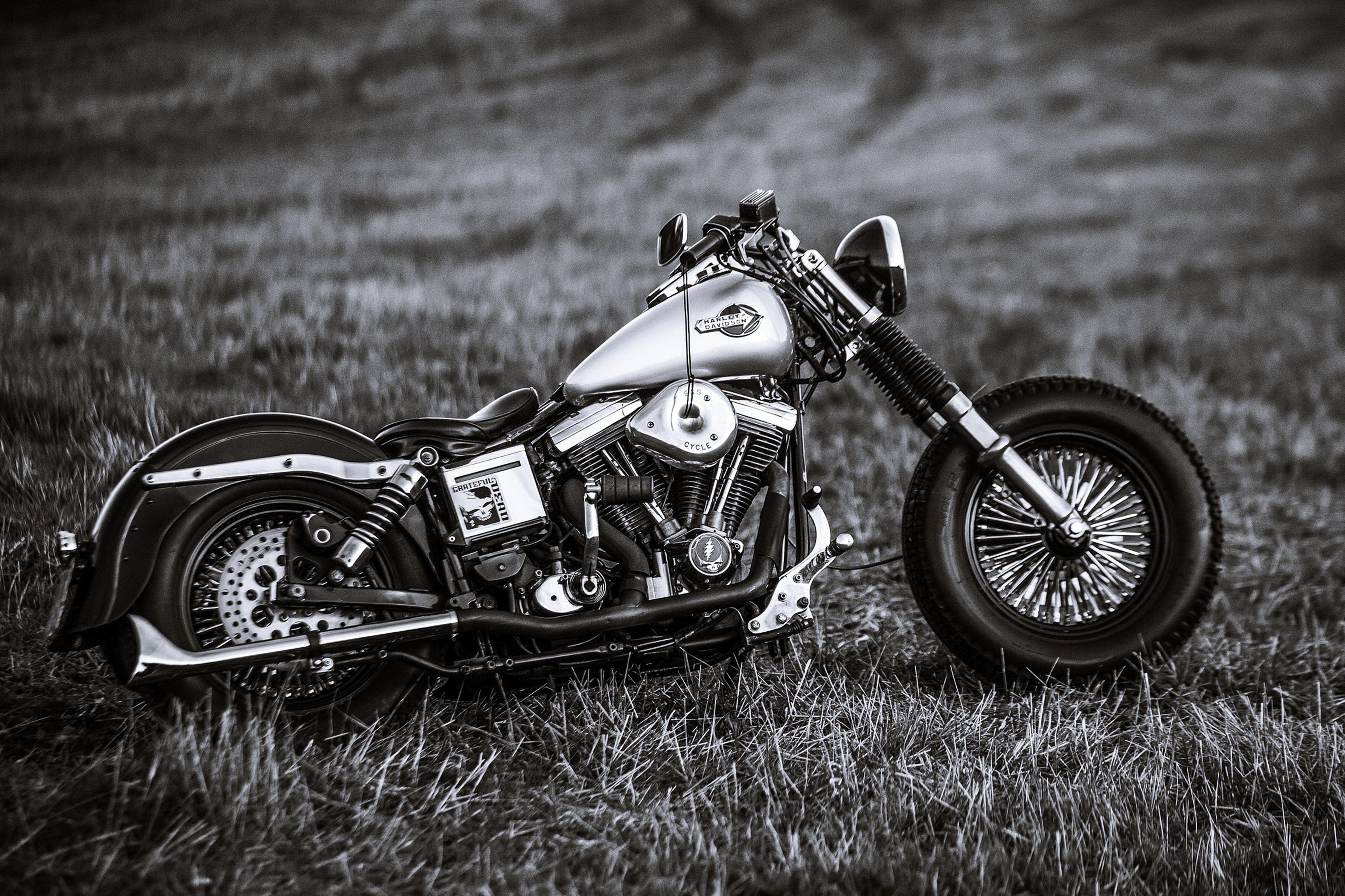 Vintage Harley Davidson Wallpapers Top Free Vintage Harley