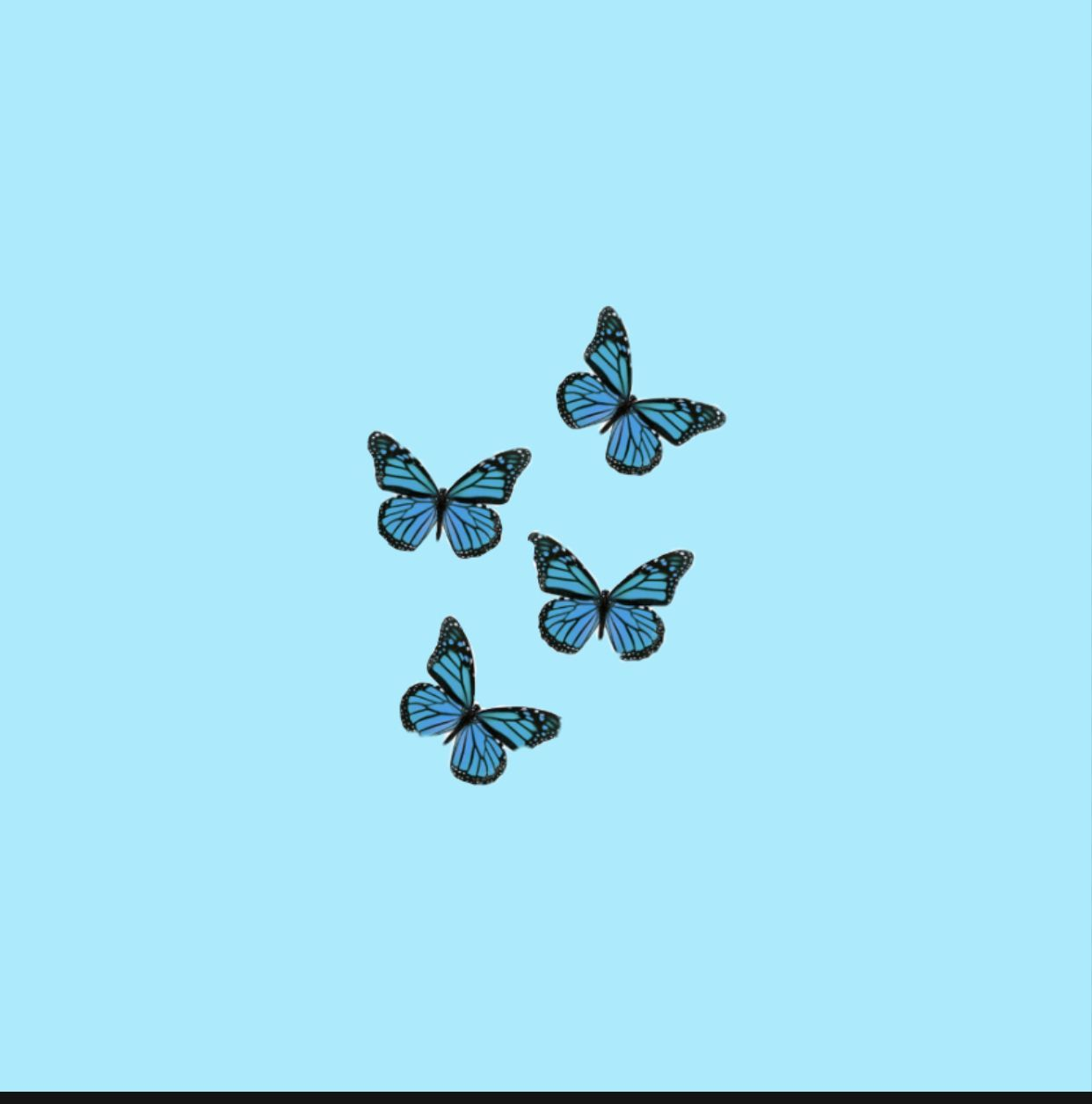 29+ Awesome Aesthetic Butterfly Pictures