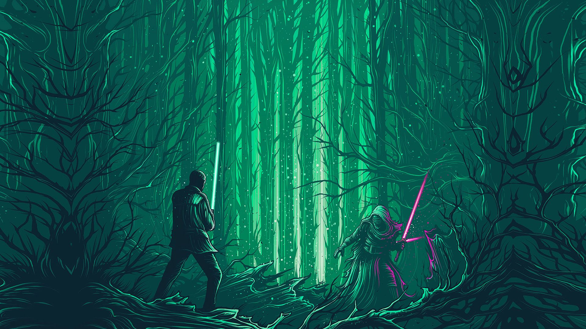 Green Star Wars Wallpapers Top Free Green Star Wars Backgrounds Wallpaperaccess