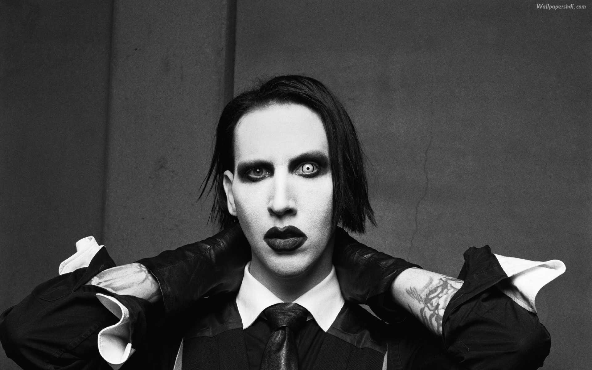Marilyn Manson Wallpapers Top Free Marilyn Manson