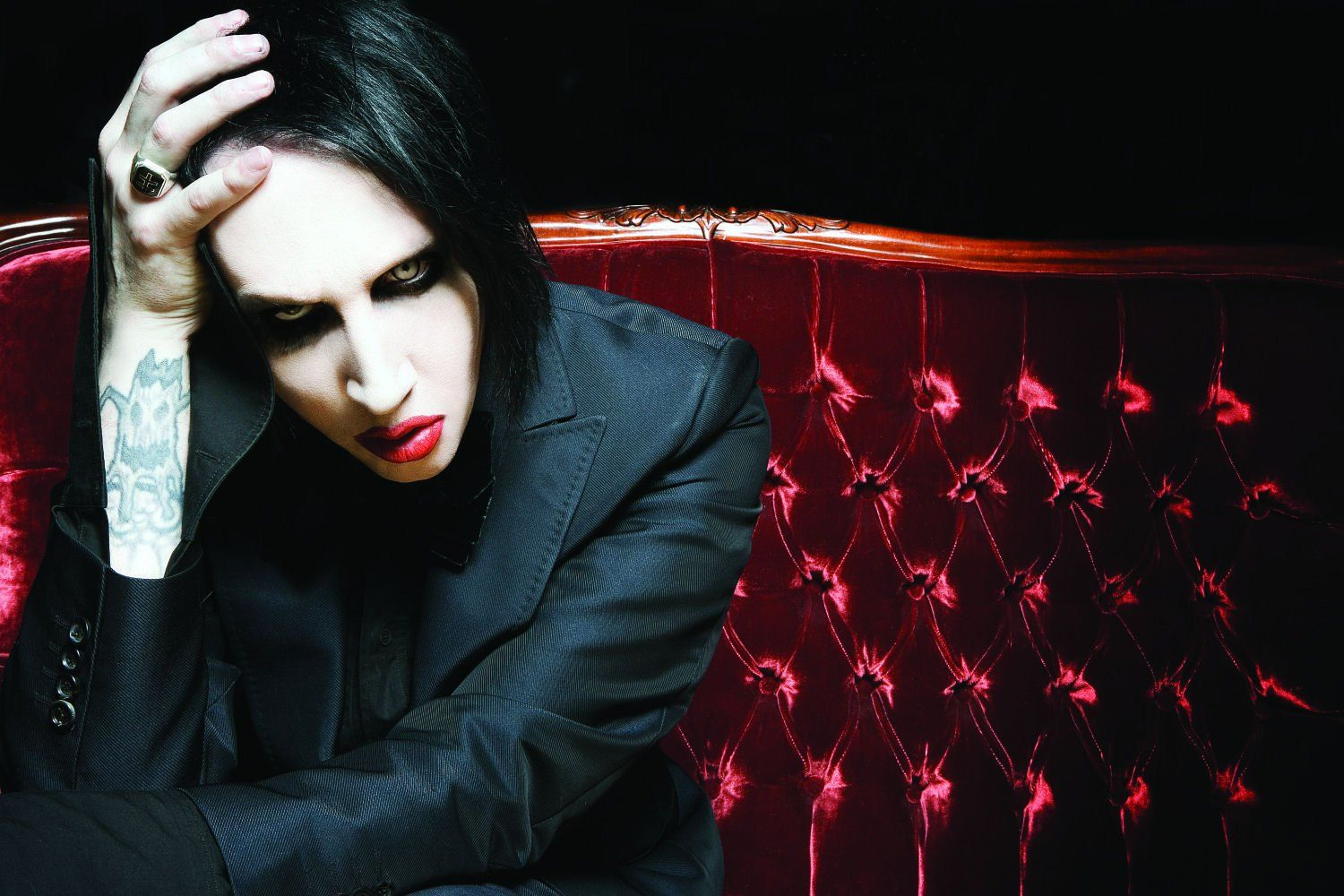 Marilyn Manson Wallpapers Top Free Marilyn Manson Backgrounds