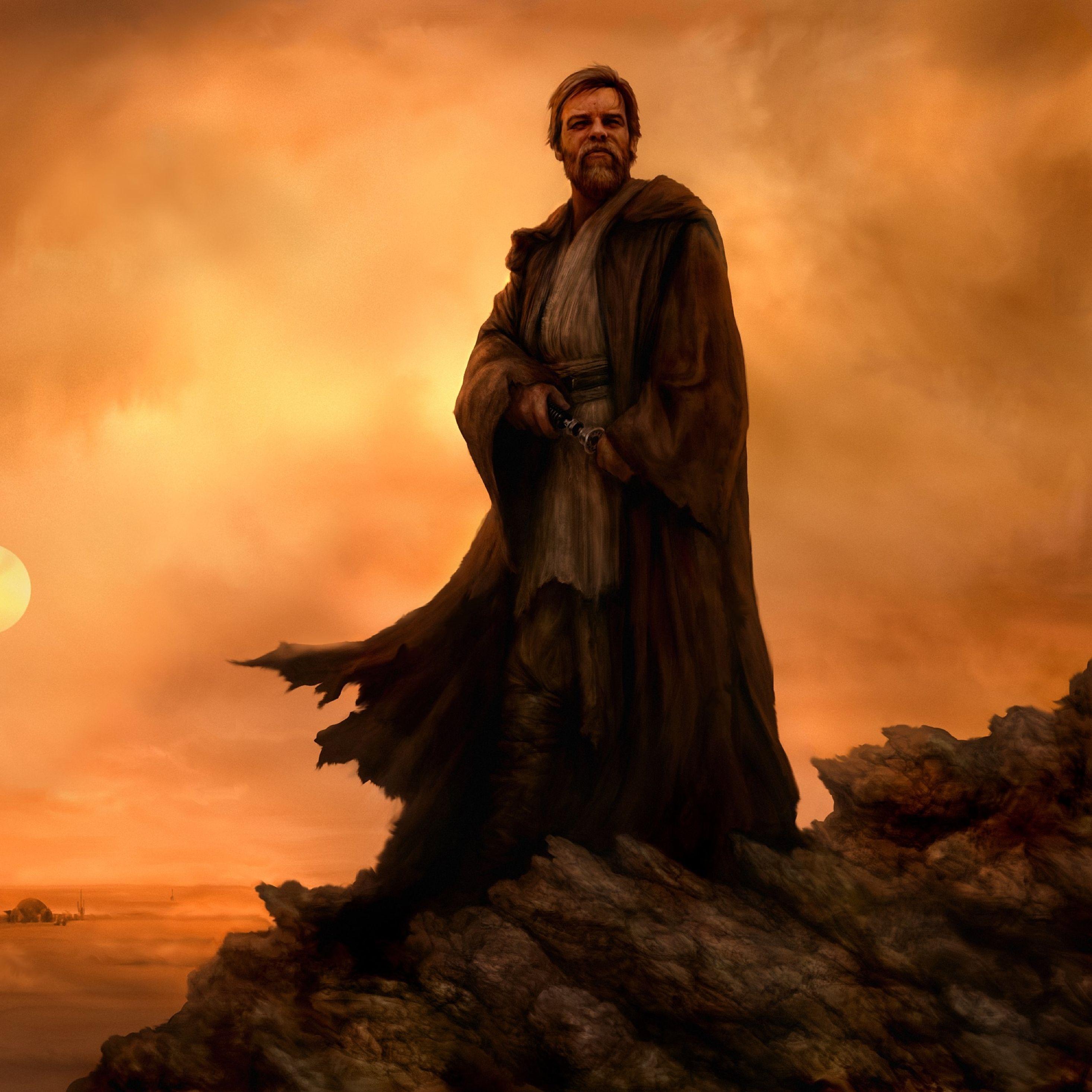 Star Wars Obi Wan Wallpapers Top Free Star Wars Obi Wan Backgrounds Wallpaperaccess