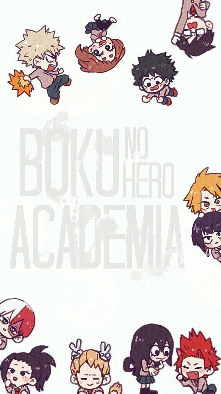 Cute My Hero Academia Wallpapers Top Free Cute My Hero Academia Backgrounds Wallpaperaccess