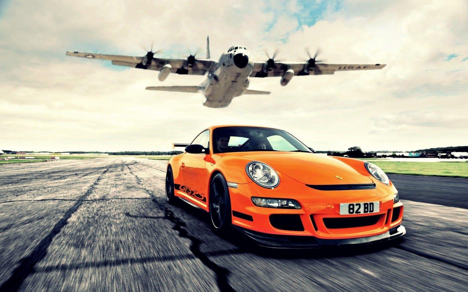 1920x1200 Hình nền xe thể thao Porsche 911 GT3.  Nền màn hình HD